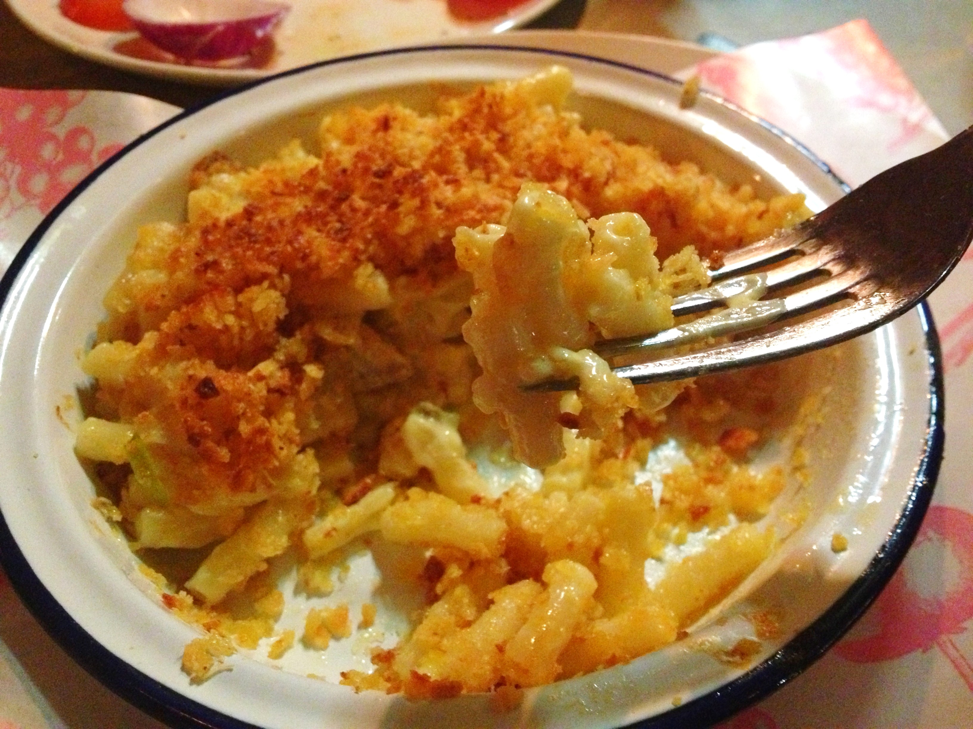 Everyday Macaroni And Cheese With Crispy Crumb Topping Recipes ...